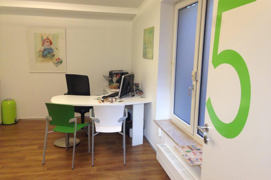 Kinderarztpraxis Krefeld